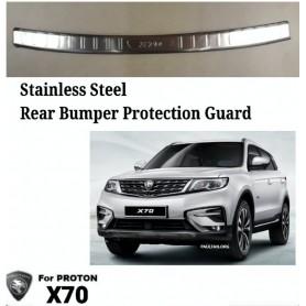 Rear Bumper Guard X-70