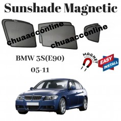 Sun Shade 6 Piece BMW