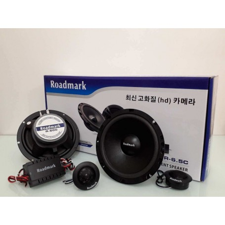 """ROADMARK R.6.5.C 6.5"""" CAR AUDIO COMPONENT SPEAKER"""