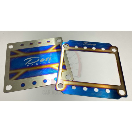 New Design Titanium Plate Roadtax Holder