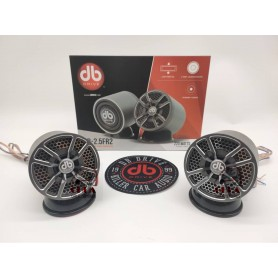 "db drive DB-2.5FR 2"" Inch Full Range Speaker (220W)"