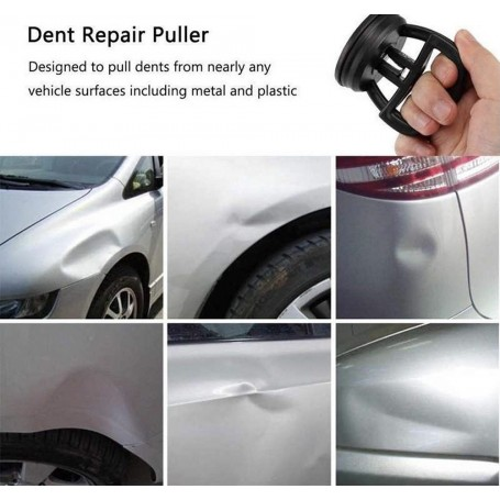 Heavy Duty Panel Vacuum Suction Cup Car Dent Repair Puller Handle Lifter Gripper