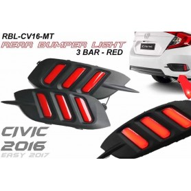 Civic 2017 Bumper Lamp