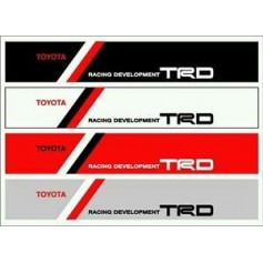 Windscreen Sticker Trd