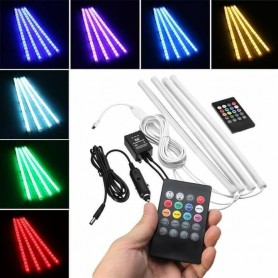 Foot Led With Remote Control