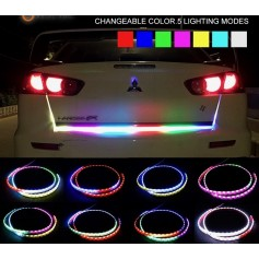Led Trunk Smile With Remote