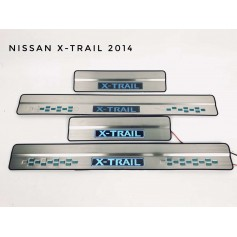 Led Side Sill Pllate Xtrail 2014