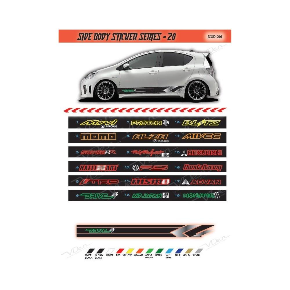 Car body sticker · car body sticker