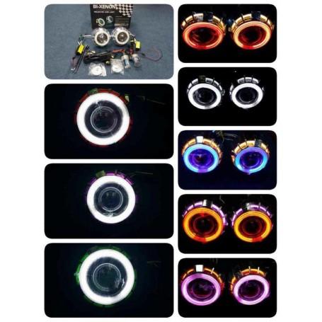 """CCFL Dual Projector Lens 4.5"""""""