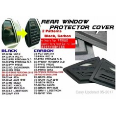 Window  Cover Carbon
