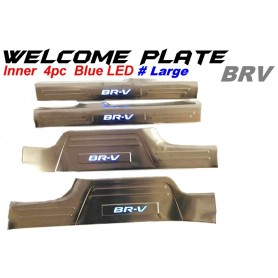 Welcome Plate Inner Brv