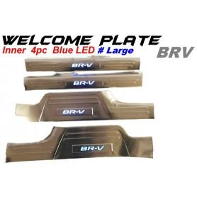 Welcome Plate Inner Brv