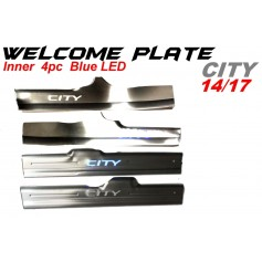 Welcome Plate Inner City 14/17