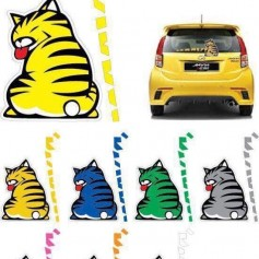 Sticker Kucing