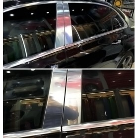 Chrome Door Pillar