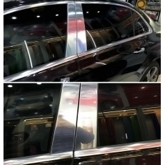Chrome Door Pillar