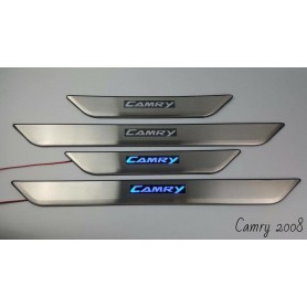 Led Side Sill Plate Camry 2008