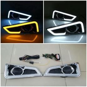 Honda City'14 Oem Daylight With Turn Light Eagle Type