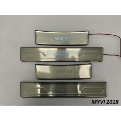 Led Side Sill Pllate Myvi 2018