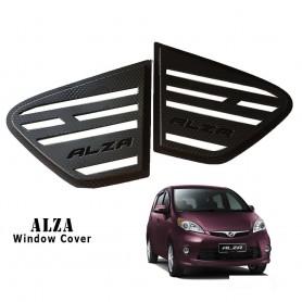 Window Cover Alza Carbon