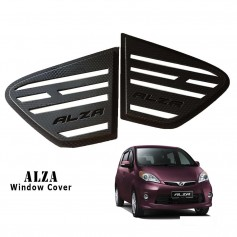 Window Cover Alza Carbon