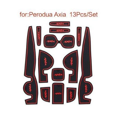 Perodua Axia Interior Slot Mat Anti Slip