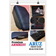 9 Usb Aruz Armrest Box