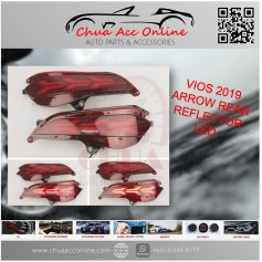 Rear Bumper Lamp Vios 2019 Arrow