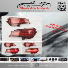Rear Bumper Lamp Vios 2019