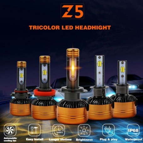 Z5 Headlamp Led