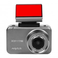 "Anytek Z1 2.35""IPS Touch Screen Dash Cam"