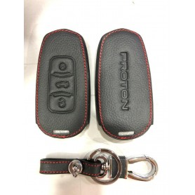 Leather Remote Key Case Cover - Proton